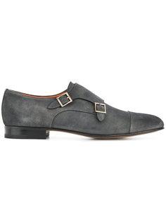 туфли-монки Vintage Doppel Santoni