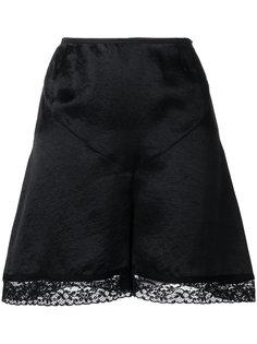 юбка с кружевной отделкой  McQ Alexander McQueen