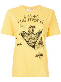 футболка Living Nightmare McQ Alexander McQueen