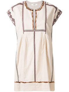 платье Belissa с вышивкой Isabel Marant Étoile