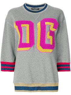 толстовка DG Millennials Dolce & Gabbana