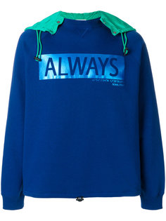 Always hooded sweatshirt Valentino
