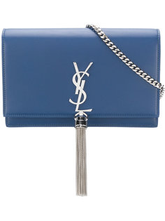 клатч с кисточкой Kate Saint Laurent