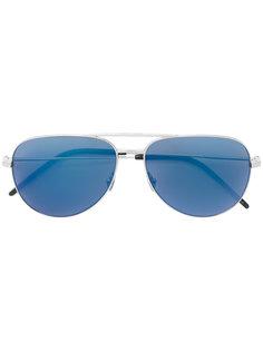 """солнцезащитные очки с оправой """"авиатор"""" Saint Laurent"""