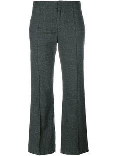 укороченные брюки клеш  Isabel Marant Étoile