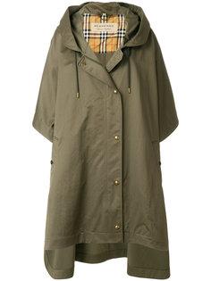 пальто-кейп  Burberry