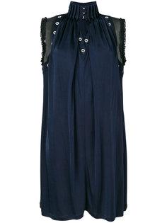 платье шифт в стиле casual Just Cavalli