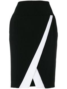 юбка-карандаш с завышенной талией Just Cavalli