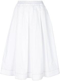 пышная юбка миди  Fay