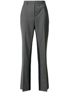 брюки с боковыми вставками  Prada