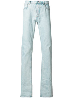 прямые джинсы A.P.C.