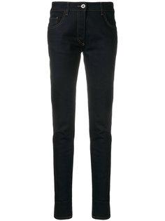 классические джинсы скинни  Prada