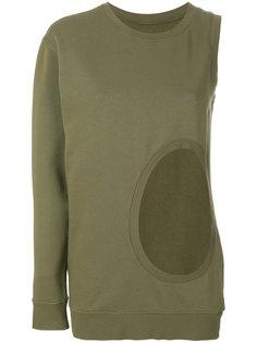свитер с асимметричным вырезом Faith Connexion