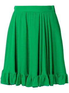 юбка с оборками  MSGM