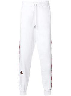 брюки с кантом  Off-White
