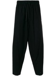 спортивные брюки с заниженным шаговым швом Y-3
