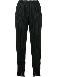 плиссированные брюки с завышенной талией Pleats Please By Issey Miyake
