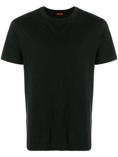 однотонная футболка Barena