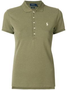 рубашка поло кроя слим  Polo Ralph Lauren
