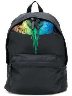 rainbow wings backpack Marcelo Burlon County Of Milan