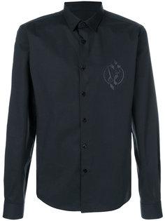 рубашка-поло с вышивкой Versace Jeans