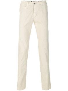 брюки прямого кроя Re-Hash
