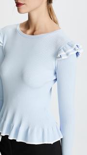 Club Monaco Skarlie Tipped Sweater