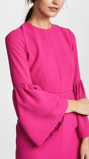 Jill Jill Stuart Bell Sleeved Dress