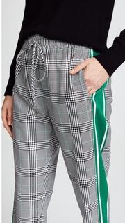 Monse Glen Plaid Jogger Pants