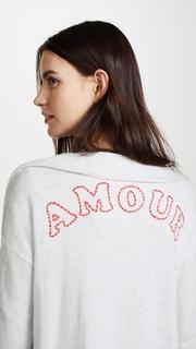 SUNDRY Amour Cardigan