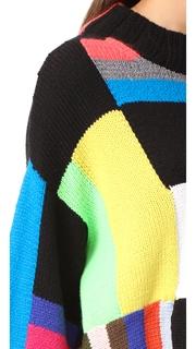 Spencer Vladimir Rio Grande Stripe Cashmere Sweater