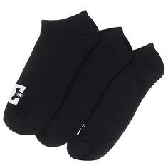 Носки низкие DC Dc Ankle 3p Black