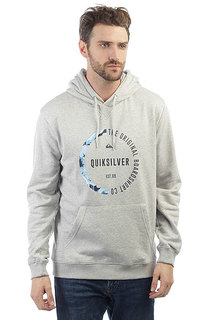 Quiksilver Revengehood Light Grey Heather
