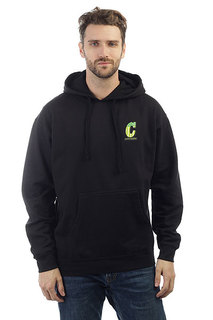 Толстовка кенгуру Creature Creature Live To Ride Pullover Black