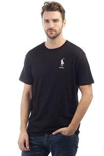 Футболка Foundation Polo Reaper Black