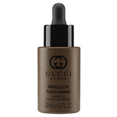 GUCCI Масло для бороды Gucci Guilty Absolute 30 мл
