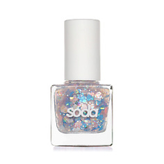 SODA GLITZY NAILS #althatglitters ЛАК ДЛЯ НОГТЕЙ 006 LIGHT IT UP