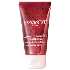 PAYOT Гоммаж для лица с косточками малины GOMMAGE DOUCEUR FRAMBOISE 50 мл