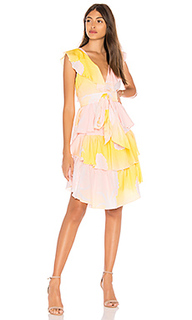 Платье jetset - Cynthia Rowley