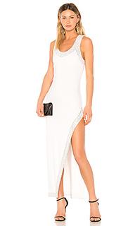 Вечернее платье-макси gemini - NBD
