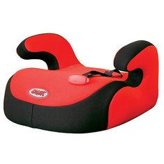Автокресло-бустер, 22-36 кг., SIGER, красный