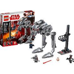 Конструктор LEGO Star Wars TM 75201: Вездеход AT-ST Первого Ордена