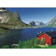 Пазл «Норвежский фьорд» 500 шт Ravensburger