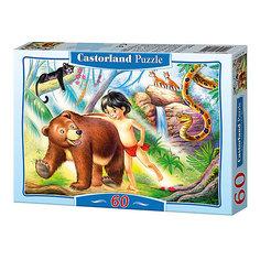 "Пазл Castorland ""Маугли "" 60 деталей MIDI"