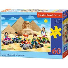 "Пазл Castorland ""Пирамиды Египта"" 60 деталей MIDI"
