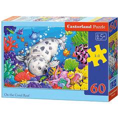 """Пазл Castorland """"Коралловые рифы"""" 60 деталей MIDI"""