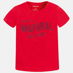 Футболка Mayoral для мальчика