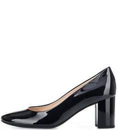 Лаковые туфли на устойчивом каблуке Högl
