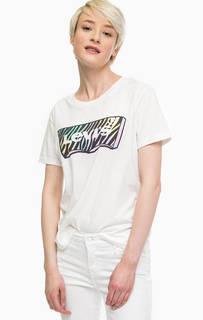 Хлопковая футболка с короткими рукавами Red Tab Levis®