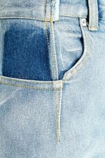 Вареные джинсы с молнией 3.1 Phillip Lim
